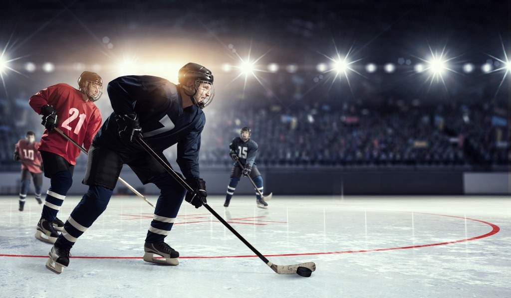 Hockey Training Aids Athletes Can Use Off Ice